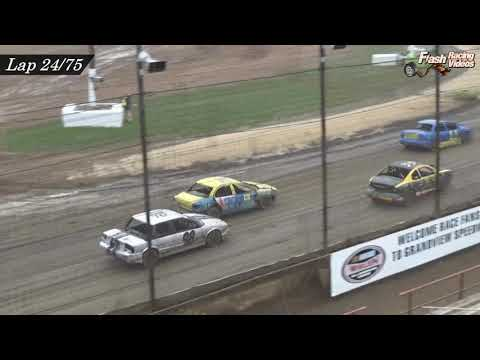 'Small Car' Highlights - 4/14/19 - Grandview Speedway