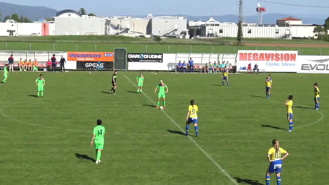 Tavagnacco - Florentia 2-3