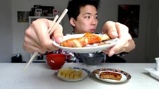 How a Typical Japanese Breakfast Look Like [MUKBANG/EATING SHOW]