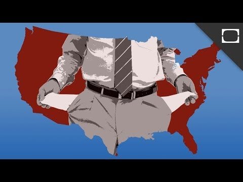 Can The US Still Call Itself A Wealthy Nation?