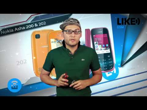 Nokia Asha 200 от LikeGSM