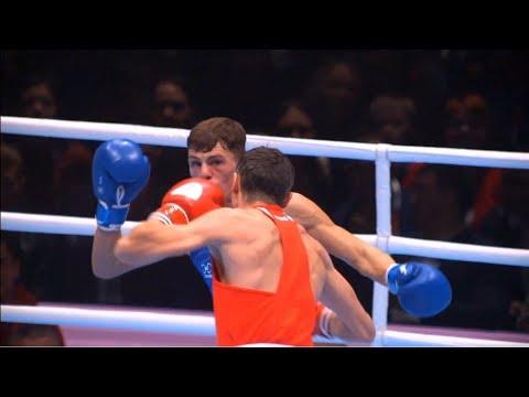 Finals (69kg) ZAMKOVOI Andrei (RUS) Vs McCORMACK Pat (ENG) World Ekaterinburg 2019