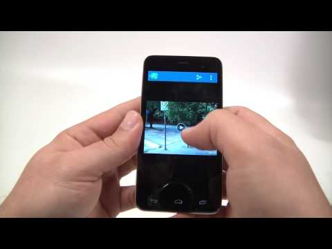 Alcatel One Touch Star handson