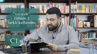 Leyla ile Mecnun - 8 (1 Sözcük 5 Anlam: vermek) (C1) -  Learn Turkish words with different meanings