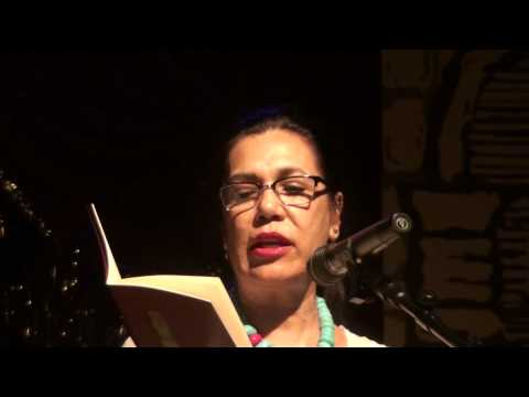 "Ana Castillo Reads ""Chicken."" ---www.voicesdelaluna.com"