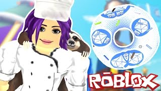 Owning My Own Roblox Donut Factory!
