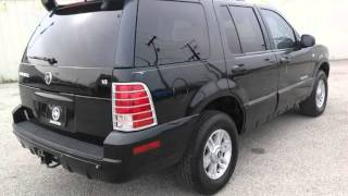 2002 Mercury Mountaineer  Used Cars - Terrell,Texas - 2014-02-27