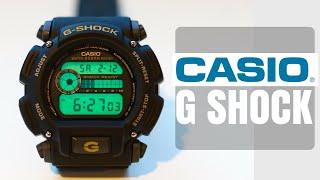 Casio G-Shock DW9052-1V Overview