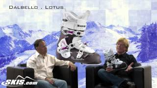 2014 Dalbello Lotus Womens Ski Boots Overview By Skis.com