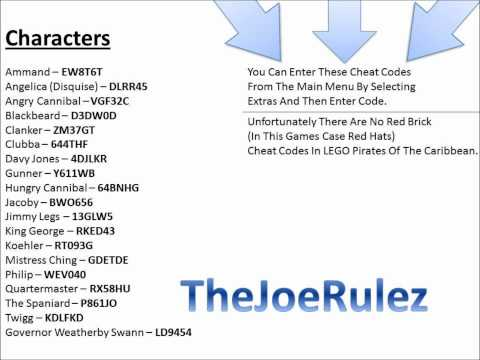Cheat Codes For Lego Star Wars Iii The Clone Wars