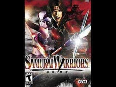 Samurai Warriors: Okuni's theme
