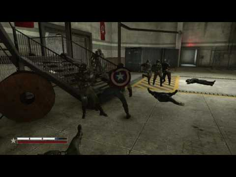 Captain America The Videogame Playthrough Prt 8