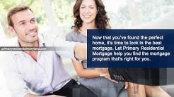 Mortgage Rate with Primary Residential Mortgage