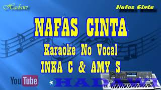 Nafas Cinta   Inka Christie & Amy Search   Keyboard Cover Tanpa Vokal   YouTube