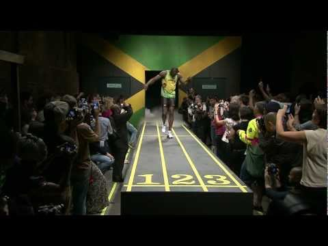 Bob Marley   Cedella Marley Usain Bolt Olympic Kit
