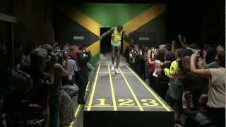 Bob Marley | Cedella Marley Usain Bolt Olympic Kit