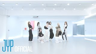 TWICE The Feels Choreography Video