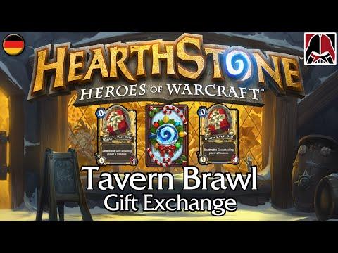 Hearthstone - Tavern Brawl - Deutsch / German - Gift Exchange