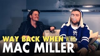 Mac Miller Raps his Favourite Verse and Talks Getting Robbed at a Birthday Party