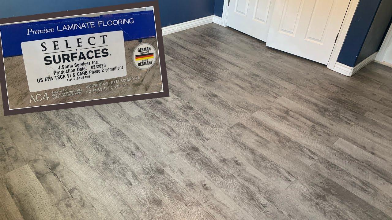 Sams Club On Laminate Flooring, Sam's Club Select Surfaces Laminate Flooring