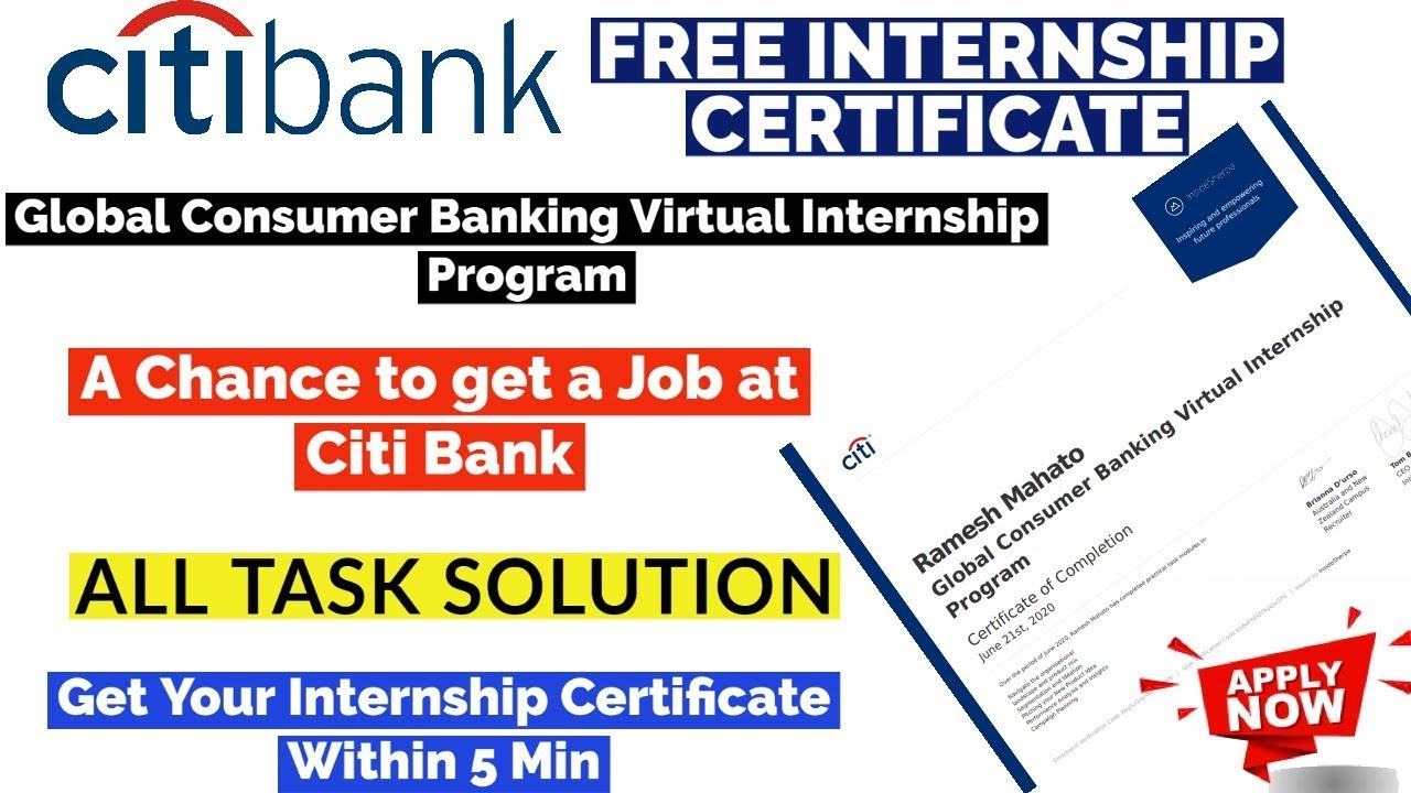 Citi investment research internship interview goudas foods products and investments limited reviews