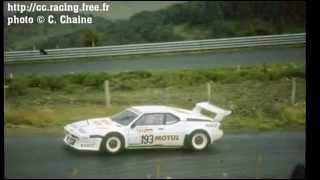 BMW M1 Rallye 1986