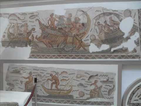 History of Tunis - Museum Bardo
