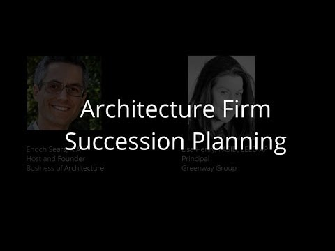 Architecture Firm Succession Planning