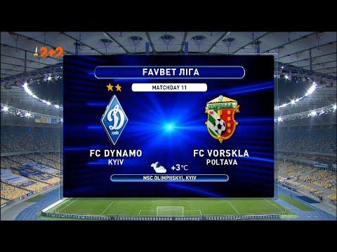 Dinamo Kiev Vorskla Goals And Highlights