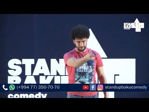 Ülvi Həsənli (Stand UP Baku 33-cü şou,  Lənkəran)