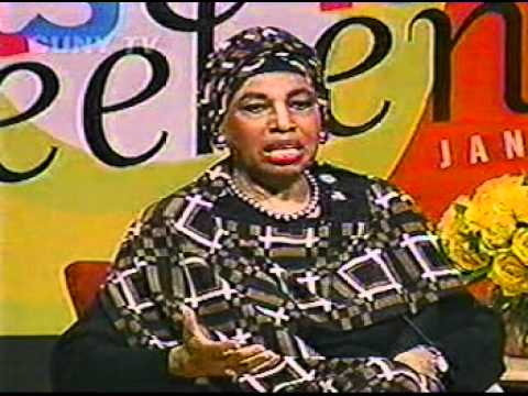 Leontyne Price CUNY interview with NY Times critic and admirer.Pt 1