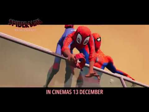 Spider-Man: Into the Spider Verse - in cinemas 13 December