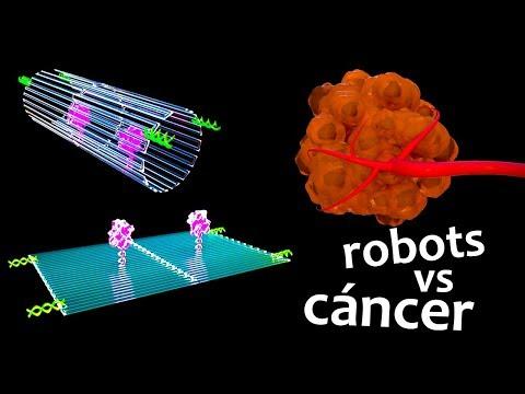 Creados nanorobots que atacan el cáncer | Noticias 19/02/2018