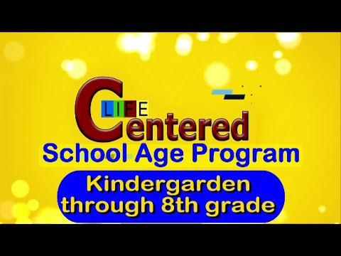 School Age Program Commercial Video