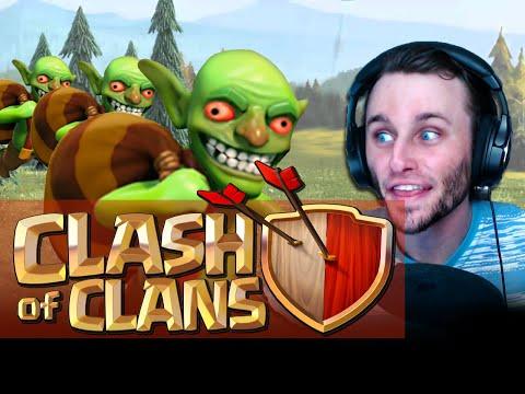 Clash of Clans | Clan Wars W/ Leonard!
