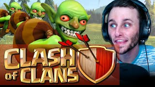 Clash of Clans | Clan Wars W/ Leonard!