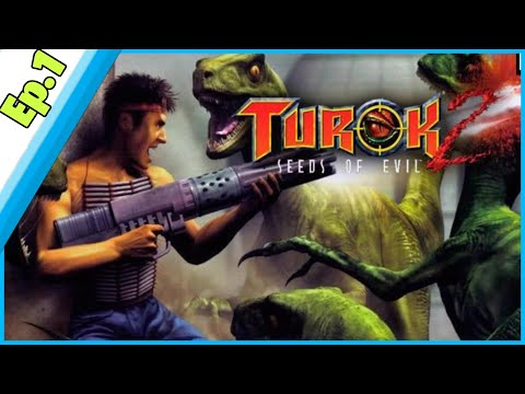 Turok 2 Seeds Of Evil| Ep.1 But The Creepy Voices Traumatized Me As A Kid... |