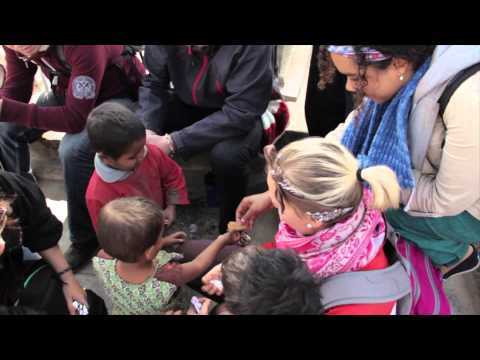 Nepal and India outreach YWAM LA Fall DTS 2012