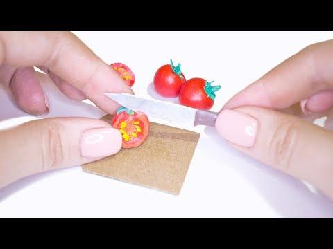 Mini Pizza Stop Motion Animation