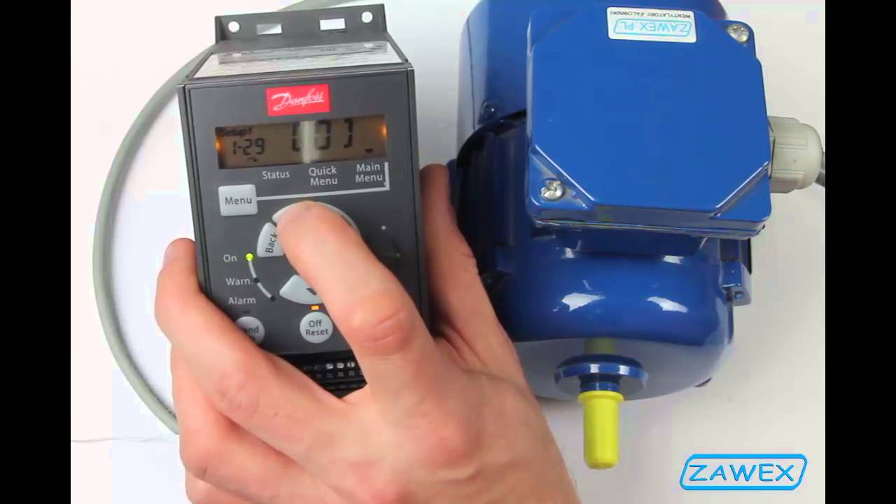 Falowniki Danfoss Vlt Micro Drive Fc 51 Wprowadzenie Parametrw Wiring Diagram For Jlg 800aj Silnika