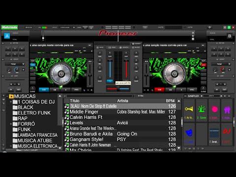 COMO PERSONALIZAR O SKINS DO VIRTUAL DJ 8