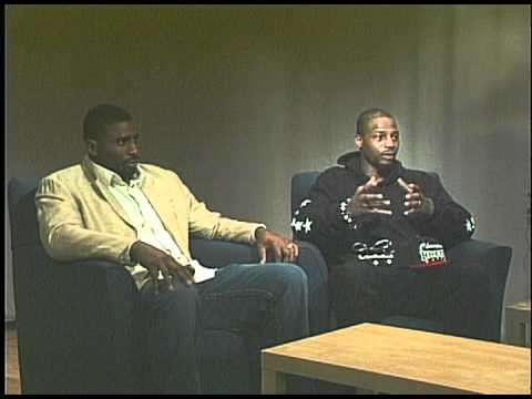 Tebucky Jones and Chad Dawson -- Secrets to Success