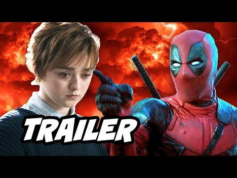 Thumbnail: New Mutants Official Trailer and Deadpool Easter Eggs Breakdown