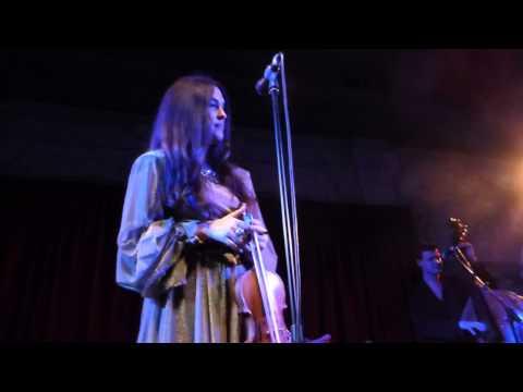 Kristina Train - Golden Brown (The Stranglers Cover) (HD) - Bush Hall - 05.03.13