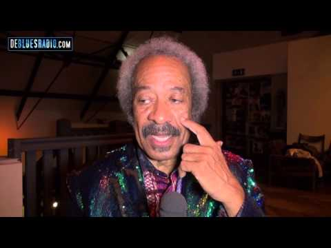 R.I.P. Allen Toussaint - Extra long interview - Live at the North Sea Jazz Club - Amsterdam