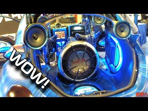 Amazing Fiberglass Car Audio Installations w/ Beautiful Looking CUSTOM Show Cars & BASS Installs