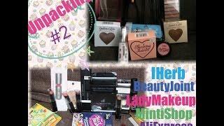 Распаковка ПОСЫЛОК#2|Unpacking|Китай, Америка, Польша|Sweetysweet Mari