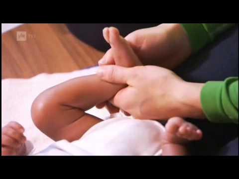Vauvan Vyöhyketerapia