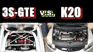 K20 v.s. 3SGTE (Which Is Better?)