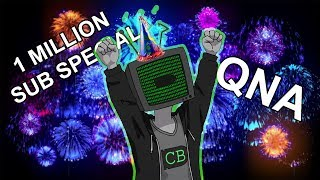 1 Million Subscriber Special. Code Bullet QNA